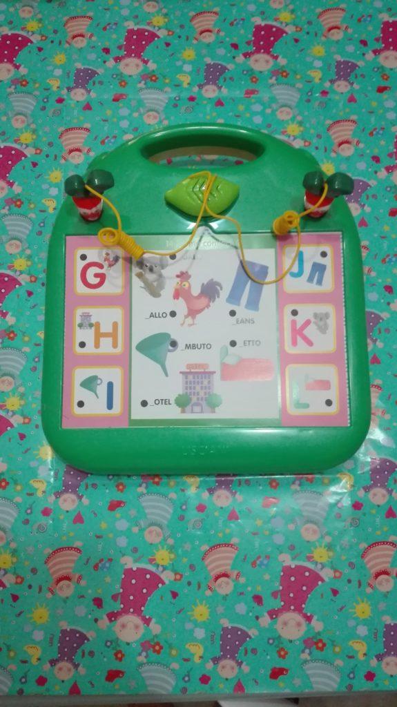 giochi prescolari