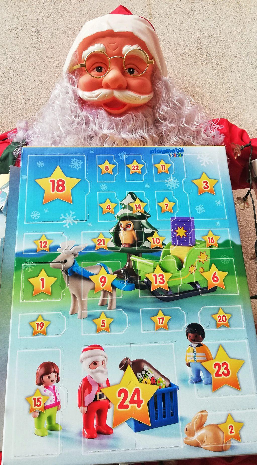 Calendario Avvento Playmobil.L Attesa Del Natale In Compagnia Del Calendario Dell Avvento