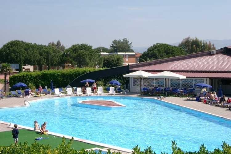 Family hotel La Buca del Gatto