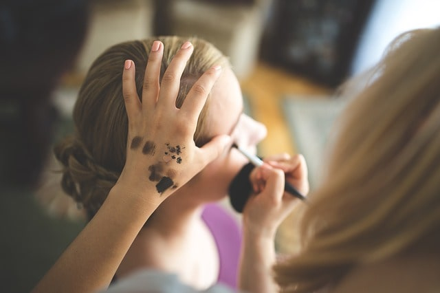 professioniste della bellezza - make up artist