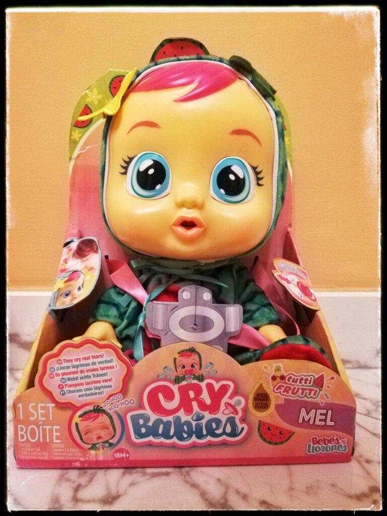 Cry Babies Mel tutti frutti