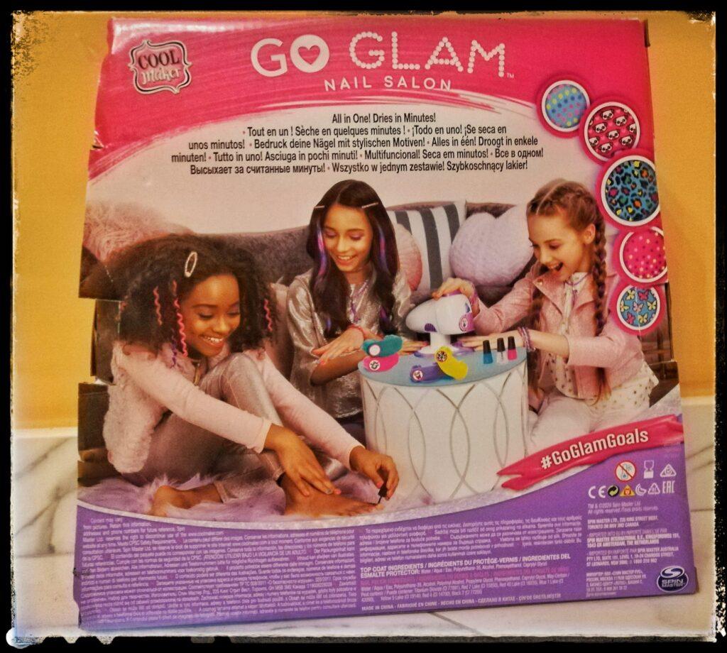 go glam nail salon spid master
