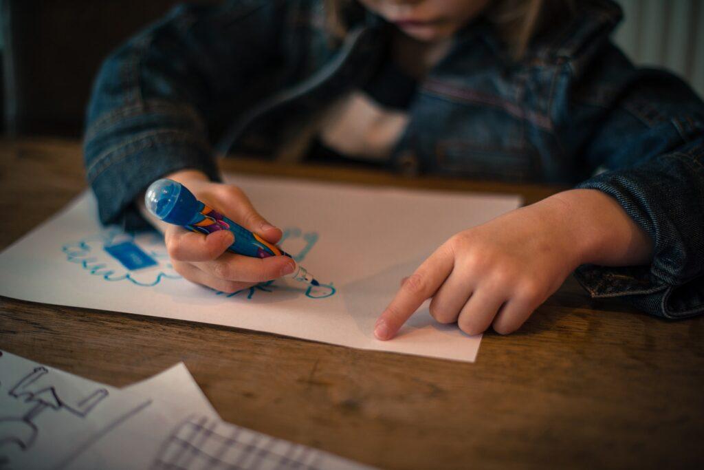 Interpretare I Disegni Dei Bambini Min