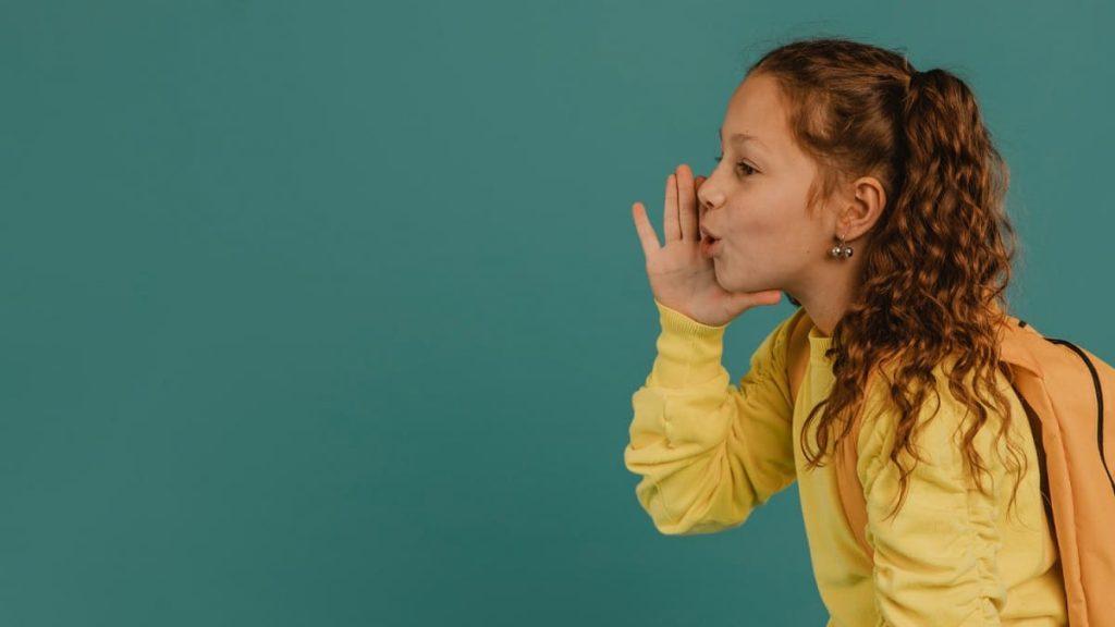cura della disfonia infantile